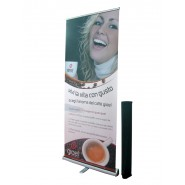 Roll up standard 200x85 cm.