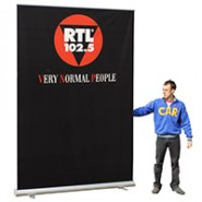Roll up maxi H. 300 x L. 200 cm.