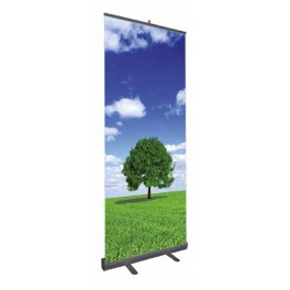 Eco Roll up banner BLACK