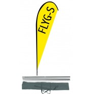 Bandiera a goccia FLYG-S
