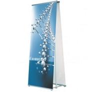 L Banner 200x80 cm. e 200x100 cm. bifacciale
